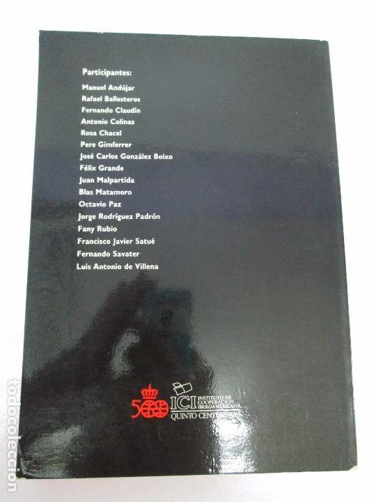 Libros de segunda mano: OCTAVIO PAZ. EDICION DE ENRIQUE MONTOYA RAMIREZ. CULTURA HISPANICA 1989. VER FOTOGRAFIAS ADJUNTAS - Foto 18 - 89058144