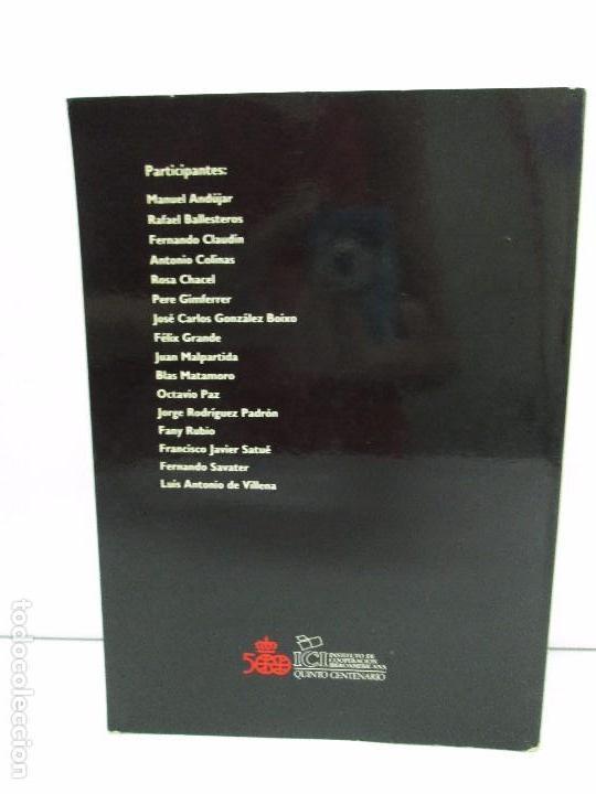 Libros de segunda mano: OCTAVIO PAZ. EDICION DE ENRIQUE MONTOYA RAMIREZ. CULTURA HISPANICA 1989. VER FOTOGRAFIAS ADJUNTAS - Foto 19 - 89058144