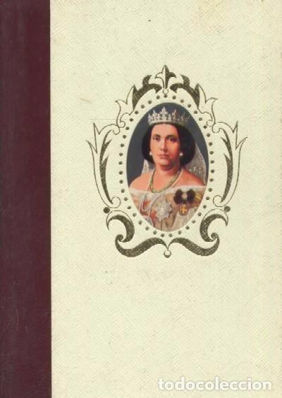 ISABEL II - URRACA DE CASTILLA - BLANCA DE NAVARRA (Libros de Segunda Mano - Biografías)