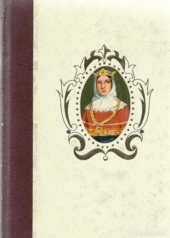 Libros de segunda mano: ISABEL II - URRACA DE CASTILLA - BLANCA DE NAVARRA - Foto 3 - 89259816