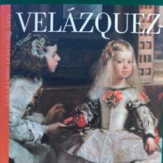 Libros de segunda mano: VELAZQUEZ - Nº 1 COLECCION LOS GRANDES GENIOS DEL ARTE. Lote 90110844