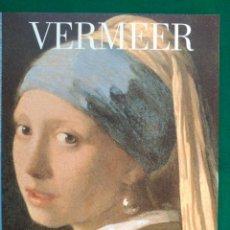 Libros de segunda mano: VERMEER - Nº 22 COLECCION LOS GRANDES GENIOS DEL ARTE . Lote 90111248
