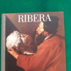 Libros de segunda mano: RIBERA - Nº 8 COLECCION LOS GRANDES GENIOS DEL ARTE . Lote 90112096