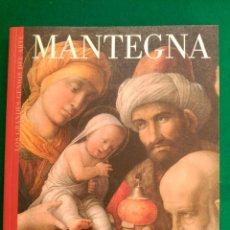 Libros de segunda mano: MANTEGNA - Nº 21 COLECCION LOS GRANDES GENIOS DEL ARTE . Lote 90112348