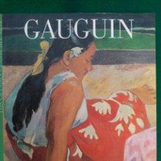 Libros de segunda mano: GAUGUIN - Nº 13 COLECCION LOS GRANDES GENIOS DEL ARTE . Lote 90112580