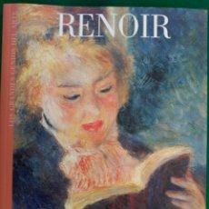 Libros de segunda mano: RENOIR - Nº 10 COLECCION LOS GRANDES GENIOS DEL ARTE . Lote 90112924