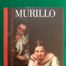 Libros de segunda mano: MURILLO - Nº 12 COLECCION LOS GRANDES GENIOS DEL ARTE . Lote 90113012