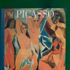 Libros de segunda mano: PICASSO - Nº 1 COLECCION LOS GRANDES GENIOS DEL ARTE CONTEMPORANEO - EL SIGLO XX . Lote 90113084
