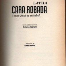Libros de segunda mano: CARA ROBADA (LATIFA). Lote 90205092