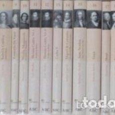 Libros de segunda mano: PROTAGONISTAS DE LA HISTORIA. COLECCIÓN COMPLETA DE 25 TOMOS / MUNDI-368. Lote 146243254