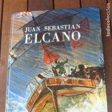Libros de segunda mano: JUAN SEBASTIAN ELCANO.BIOGRAFIA ILUSTRADA. Lote 91449540