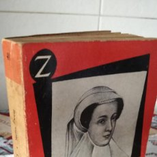 Libros de segunda mano: 38-MARIA ESTUARDO, STEFAN ZWEIG, 1958. Lote 92496590