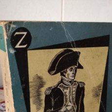 Libros de segunda mano: 35-NAPOLEON, EMIL LUDWIG, 1956. Lote 92498155