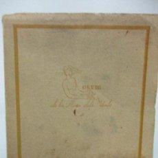 Libros de segunda mano: GARCÍA LORCA - JOSEP JANÉS I OLIVE - ORDEIG - RETRAT FRANCESC DOMINGO - LIRICS CASTELLANS - 1938. Lote 92884165