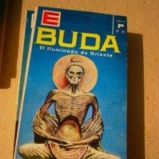 Libri di seconda mano: LIBRO BUDA EL ILUMINADO DE ORIENTE SERIE P Nº35 KENDA CHIYODA 1963 PLAZA Y JANES L-15025. Lote 92892525