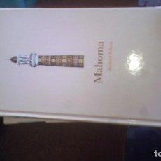Libros de segunda mano: BIBLIOTECA PROTAGONISTAS DE LA HISTORIA Nº 5 MAHOMA - ABC. Lote 93607380