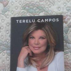 Libros de segunda mano: FRENTE AL ESPEJO, DE TERELU CAMPOS Y KIKE CALLEJA (PROLOGO DE RAPHAEL). Lote 94508714