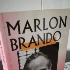 Libros de segunda mano: 12-MARLON BRANDO, WALLACE Y DAVIS, 1998. Lote 94725779