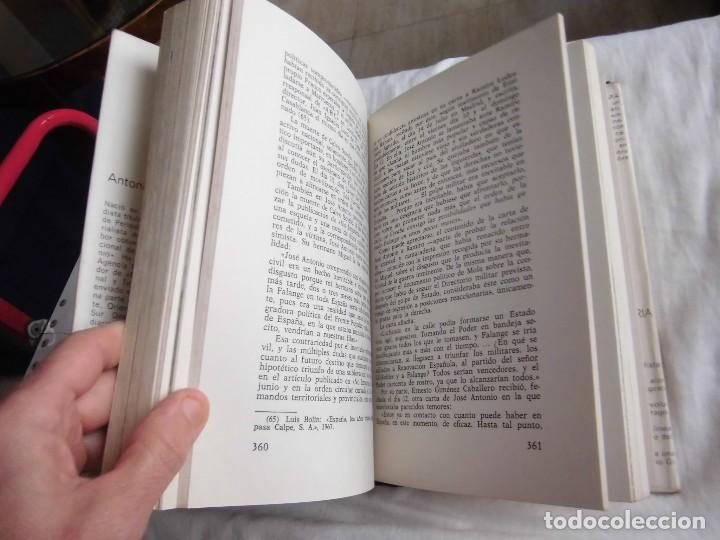 Libros de segunda mano: JOSE ANTONIO APUNTES PARA UNA BIOGRAFIA POLEMICA.ANTONIO GIBELLO.DONCEL - Foto 8 - 95618655