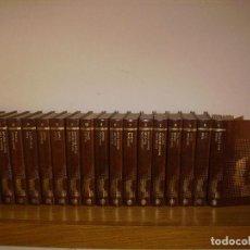 Libros de segunda mano: LOS REVOLUCIONARIOS DEL SIGLO XX - 44 BIOGRAFIAS - COLECCION DE 18 LIBROS. Lote 95751715