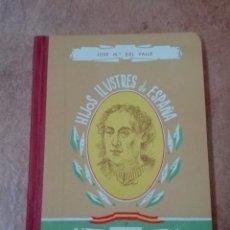 Gebrauchte Bücher - HIJOS ILUSTRES DE ESPAÑA CRISTÓBAL COLÓN EDITORIAL SÁNCHEZ RODRIGO PLASENCIA 1959 NUEVO - 95757379