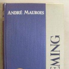 Libros de segunda mano: FLEMING / ANDRÉ MAUROIS / 2ª EDICIÓN 1959. Lote 95850575
