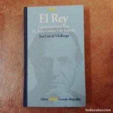 Libros de segunda mano: EL REY JOSE LUIS DE VILALLONGA. Lote 95986171