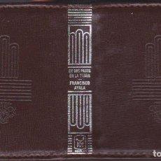 Libros de segunda mano: * MINIATURA * CRISOL * DE MIS PASOS EN LA TIERRA / FRANCISCO AYALA -1996. Lote 97339299