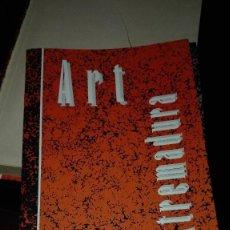 Libros de segunda mano: EXTREMADURA.-ART EXTREMADURA CAJA DE MADERA CON 25 CUADERNILLOS. Lote 97505915