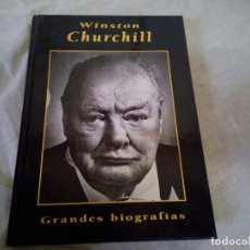 Libros de segunda mano: WINSTON CHURCHILL - GRANDES BIOGRAFIAS - EDICIONES RUEDA 1999. Lote 98196839