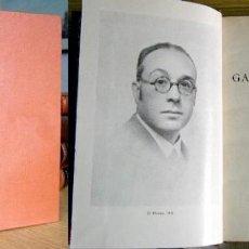 Libros de segunda mano: EL PROFESOR GARCIA MORENTE, SACERDOTE. ESCRITOS INTIMOS Y COMENTARIO BIOGRAFICO. - DE IRIARTE, M.. Lote 98198443