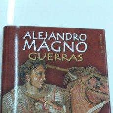 Libros de segunda mano: ALEJANDRO MAGNO GUERRAS EJERCITO BATALLAS LIBSA 2011 ILUSTRADO NUEVO. Lote 99677087