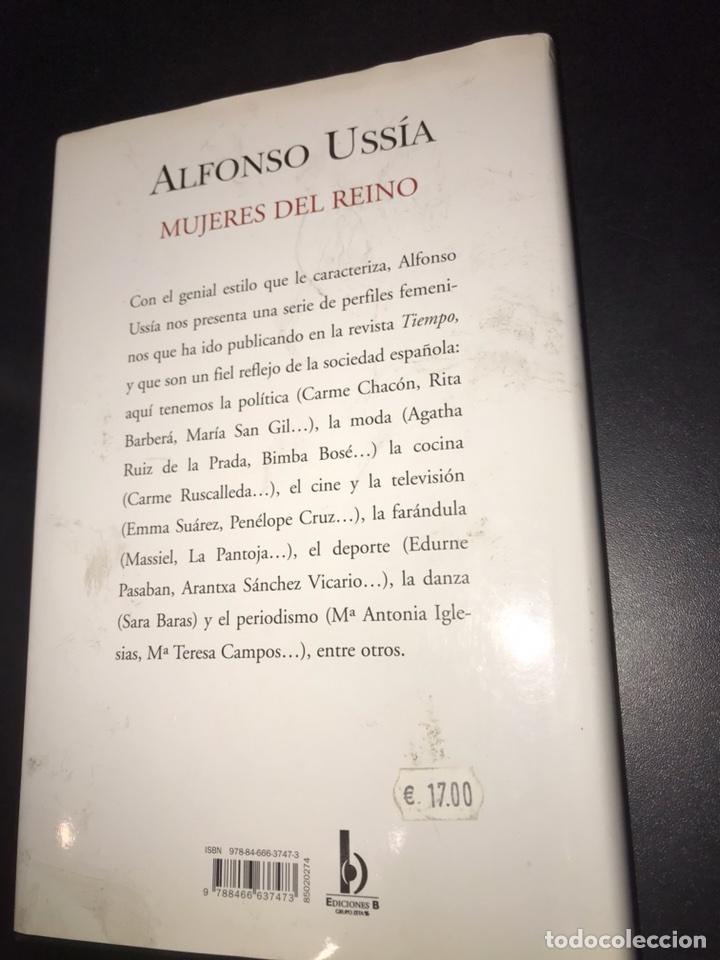Libros de segunda mano: Mujeres del reino / Alfonso Ussia. - Foto 3 - 100026491