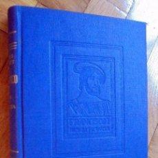 Libros de segunda mano: FRANCISCO I, REY DE FRANCIA POR FRANCIS HACKETT DE ED. JUVENTUD EN BARCELONA 1941 PRIMERA EDICIÓN. Lote 100211643