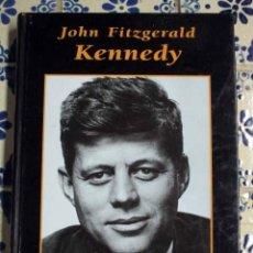 Libros de segunda mano: JOHN FITZGERALD KENNEDY. PEDIDO MÍNIMO 5€. Lote 100213279