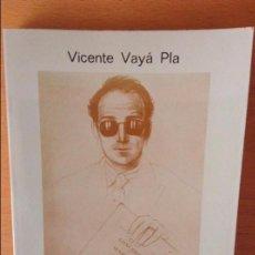 Libros de segunda mano: JOAQUIN RODRIGO. SU VIDA Y SU OBRA (VICENTE VAYA PLA) REAL MUSICAL. Lote 101285563