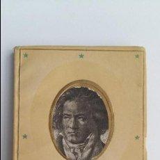 Libros de segunda mano: CONSTELACION BIOGRAFICAS. HENDRIK W VAN LOON, MOZART Y BEETHOVEN. 1º EDICION 1942. W. Lote 102156055