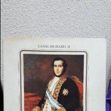 Libros de segunda mano: BRAVO MURILLO, CANAL DE ISABEL II. JUAN ANTONIO CABEZAS. BIOGRAFIA ILUSTRADA. Lote 102371367