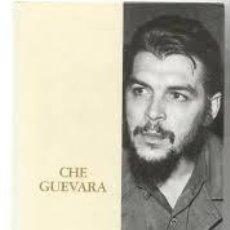 Libros de segunda mano: CHE GUEVARA,JORGE G.CASTAÑEDA. Lote 102618511