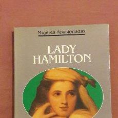 Libros de segunda mano: LADY HAMILTON - VALENTI PUIG - ED. PLANETA 1994. Lote 102755391