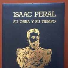 Libros de segunda mano: CARTAGENA- ISAAC PERAL- SU OBRA Y SU TIEMPO- ERNA PEREZ DE PUIG 1.989. Lote 103064847
