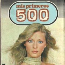 Libros de segunda mano: RACHEL ENGLISH-MIS PRIMEROS 500.EDITORIAL ATE.1980.. Lote 103129711