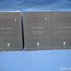 Libros de segunda mano: NICETO ALCALA ZAMORA. OBRAS COMPLETAS. PRIEGO DE CORDOBA. Lote 103506939