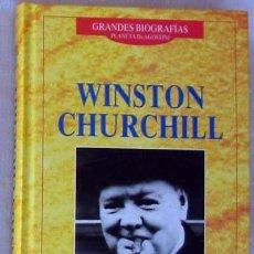 Libros de segunda mano: WINSTON CHURCHILL - PIERS BRENDON - GRANDES BIOGRAFÍAS - PLANETA 1995 - VER INDICE. Lote 104185443