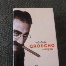 Libros de segunda mano: GROUCHO : UNA BIOGRAFIA KANFER, STEFAN EDITORIAL: RBA LIBROS, BARCELONA (2001) 500PP. Lote 104298191