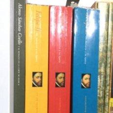 Libros de segunda mano: FELIPE II UN MONARCA Y SU EPOCA. Lote 104344759