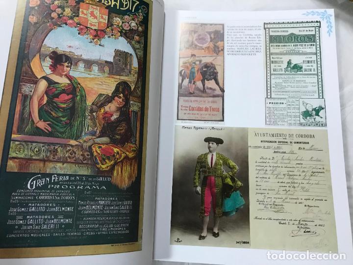 Libros de segunda mano: villa del rio (CÓRDOBA) con manolete, 1917-1947-2017, paco laguna, magnifico libro centenario, M. IL - Foto 5 - 105377859