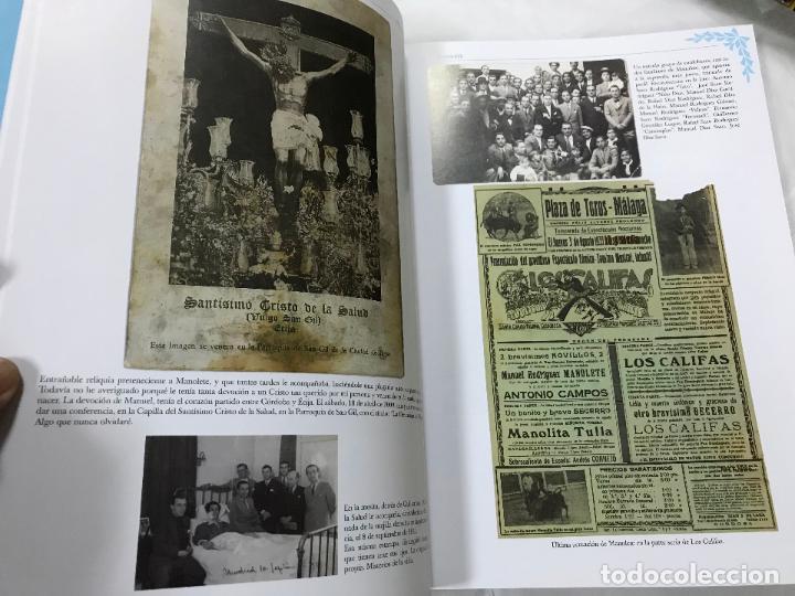 Libros de segunda mano: villa del rio (CÓRDOBA) con manolete, 1917-1947-2017, paco laguna, magnifico libro centenario, M. IL - Foto 6 - 105377859
