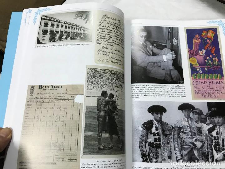 Libros de segunda mano: villa del rio (CÓRDOBA) con manolete, 1917-1947-2017, paco laguna, magnifico libro centenario, M. IL - Foto 8 - 105377859