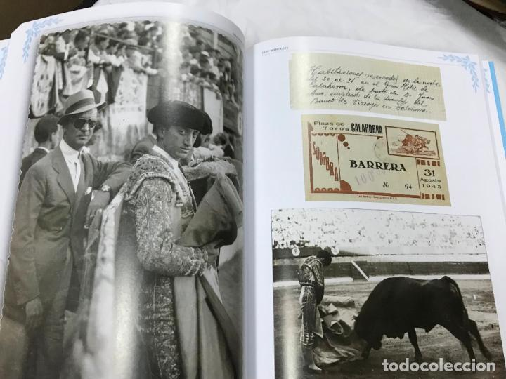 Libros de segunda mano: villa del rio (CÓRDOBA) con manolete, 1917-1947-2017, paco laguna, magnifico libro centenario, M. IL - Foto 10 - 105377859